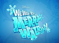 We Wish yo a Merry Walrus logo
