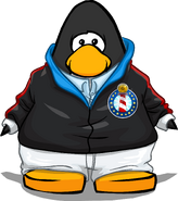 Coach Outfit on Player Card