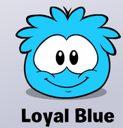 Loyal Blue