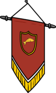 Medieval Banner sprite 003