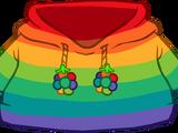 Rainbow O'berry Hoodie