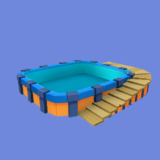 Backyard Pool icon