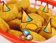 Chicken nuggets cp