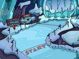 Ice Race Cavern