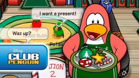 Holiday Party 2011 Official Trailer - Club Penguin