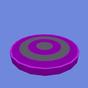 Minitrampolín Icono