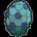 Prehistoric 2013 Eggs Triceratops Blue
