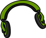 Headphones (Puffle Hat)