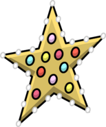 Holiday Star Decoration sprite 001