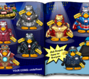 Marvel Catalog