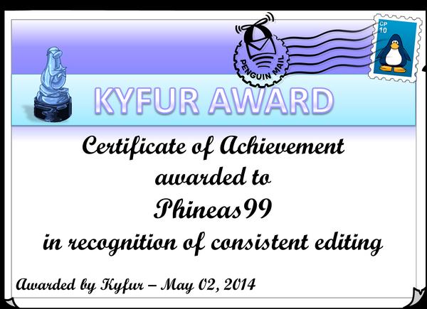 Phineas99Award2