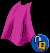 Pink Cape unlockable icon