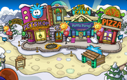 Puffle Party 2016 Plaza