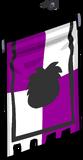 Purple Banner sprite 001