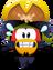 Emoji Scared Rockhopper