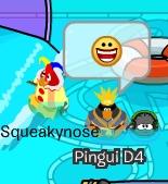 Encuentro con Squeakynose
