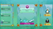 Frozen Fever Party 2016 app interface page 7