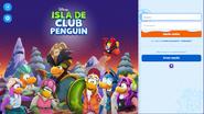 ICP Fiesta Sigan pingüineando Pantalla Escritorio