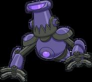Marvel Super Hero Takeover Pre Login Robot 003