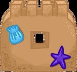 Sand Castle Wall