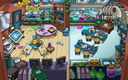 School & Skate Party Classroom