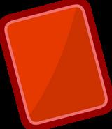Tarjeta roja ccp