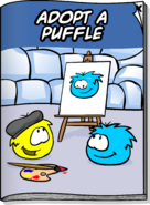 Adopt A Puffle November 2007