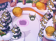 Black Deer Puffle Level Unlocked