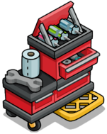 Deluxe Tool Chest furniture icon ID 989