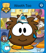 El puffle wooth