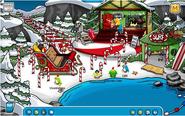 La Bahía durante la Fiesta de Navidad 2007