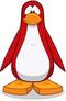 Pinguino rojo-0