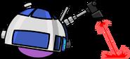Starwars 2013 Game Shooter Puffle