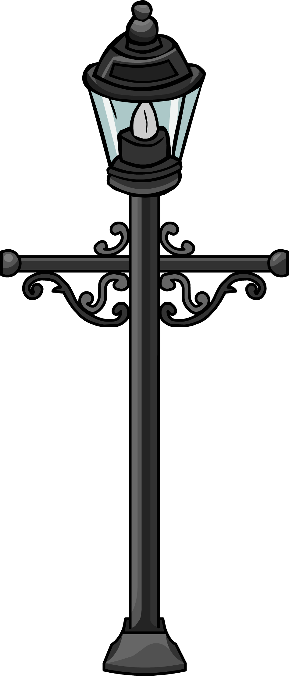 Beautiful Low Voltage Lamp Post