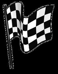 Bandera a Cuadros icono