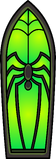 Black Widow Window sprite 005