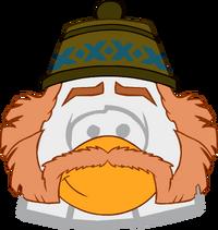 Cabeza de Oaken icono