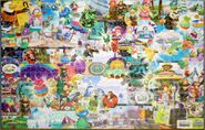 Club Penguin Island puzzle
