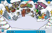 Fiesta de Navidad 2006 - Centro