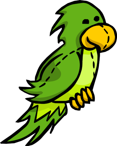 File:GreenParrot.png