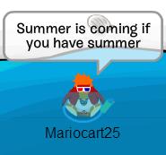 SummerMariocart