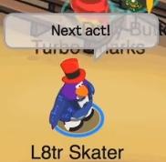 L8tr Skater: ¡Próximo acto!