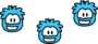 Operation Puffle Post Game Puffles Animation Blue