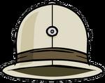 Sombrero de safari