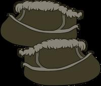 Botas de Kristoff icono
