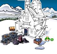 Cabaña de la mina 2008 conectalospuntos