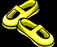 Goldenshinyshoes