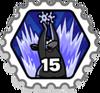 Heal 15 stamp