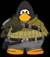 Kanan's Outfit Player Card
