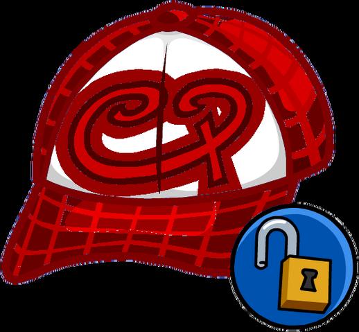 File:Red Skater Hat.png